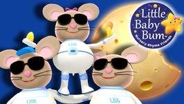 Three Blind Mice - Nursery Rhymes - Original Version