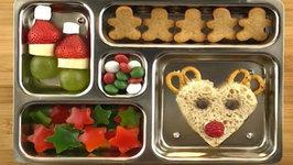 Christmas School Lunch