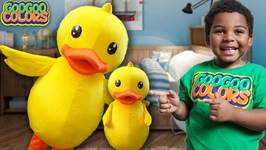 Ducklings Play Hide and Seek Game! (Interactive Toy for Kids Bring Duck To Life)