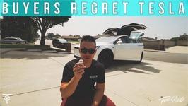 Tesla Problems Buyers Remorse Tesla Model X