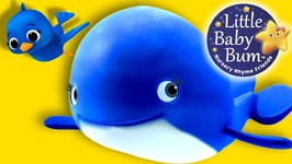 Little Baby Bum - The Little Blue Whale - Nursery Rhymes for Babies - Songs for Kids