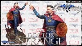Doctor Strange Avengers Infinity War PVC Statue Unboxing