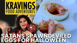 Satans Spawn - Deviled Eggs For Halloween
