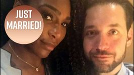 Serena Williams Has Beauty And The Beast-Themed Wedding