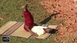 Yoga Exercise for Beginners - Pashini Mudra - Yoga Nidra Mudra - Strengthens the Spinal Cord