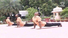 Yoga Exercise For Beginners In Tamil - Bending The Back