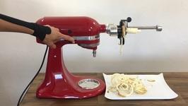 KitchenAid Spiralizer Curly Fries