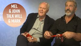 Mel Gibson & John Lithgow Play Who's Most Likely