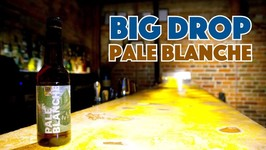 Pale Blanche (Pale Ale) - Tasting Non Alcoholic And Gluten Free Beer Big Drop Brewing