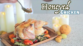 Honeyed Chicken (Game Of Thrones Inspired Recipe) - GEEKY YUMS