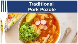 InstantPot Slow Cooker Pork Pozole