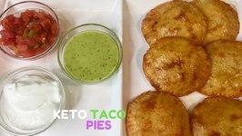 Keto Taco Pies