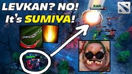 SumiYa PUDGE HOOKS Gameplay Dota 2