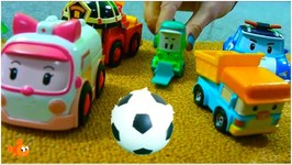 Toy Cars - World Cup 2018 - Songs For Kids - Videos For kids - Music For Kids