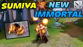 SumiYa Invoker NEW IMMORTAL Dota 2