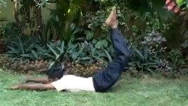 Yoga Mudras For Weight Loss - Unmukha Asana - Strengthens Abdominal Organs