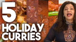 5 Holiday Curries - Traditional Festive Recipes