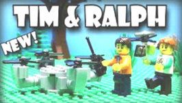Tim And Ralph: Lego Drone