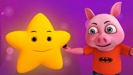 Twinkle Twinkle -Children's Popular Nursery Rhymes