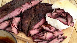 Slow-Cooked Brisket With Kansas City Barbecue Sauce