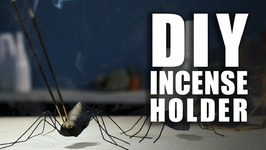DIY Incense Holder - Spider