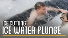 Ice Water Plunge  How to Make Everything