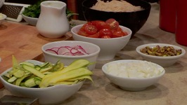 Cooking For Baby And Me - Chef Lee Chizmar - Zucchini