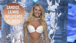 Candice Swanepoel: la modelo de lencería más influyente