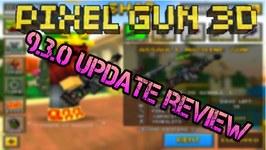 Pixel Gun 3D - 9.3.0 Update Review