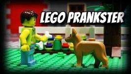 Lego Prankster - The Dog