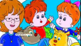 One Two Buckle My Shoe - Animated Nursery Rhymes For Kids In English