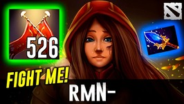 rmN Legion Commander - FIGHT ME-  Dota 2