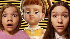 Toy Story 4 Gabby Gabby Back For Revenge!