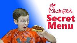 Chick-Fil-A Secret Menu Taste Test Food Review