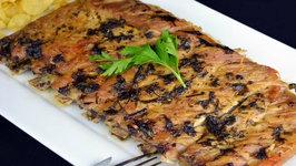 Como hacer costillas de cerdo con salsa chimichurri paso a paso