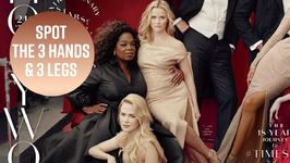 Vanity Fair Defends Use Of Photoshop On Reese & Oprah
