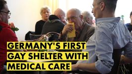 Acceptance for any age: Berlin's gay care home