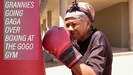 60  Only In South Africas Gogo Boxing Gym