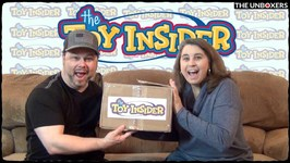 The Toy Insider April Surpise Package Reveal