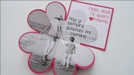 POP UP HEART CARD - MOTHER'S DAY
