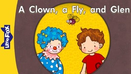 cl', 'gl' words - A Clown, a Fly, and Glen - Level 3