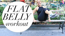 Best Flat Belly Ab Workout - Summer Slimdown Series