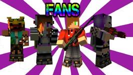 Pixel Gun 3D - Fans Gameplay