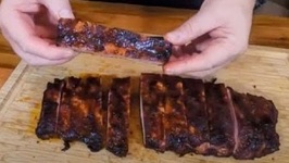 Lonestar Grillz / Jalapeno Maple Spare Ribs