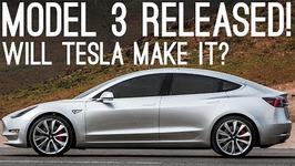 Tesla Model 3 Starts Production - Make or Break For Tesla