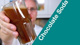 Chocolate Phosphate Soda Pop Syrup