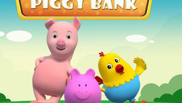 Piggy Bank - Farmees Story - Stories For Kids - Kids Stories