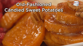 Old Fashioned Candied Sweet Potatoes