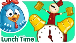 Are You Sleeping - Brother John - Lunch Time - Kids Songs And Nursery Rhymes In English