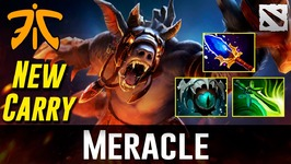 Meracle Ursa - Fnatic New Carry-  Dota 2